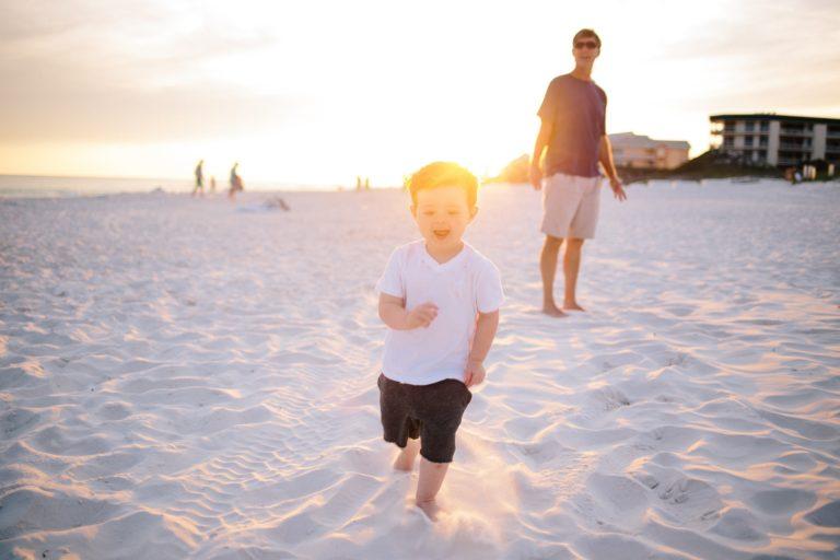 ילדים בשמש